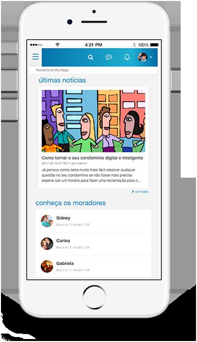 myvillage-app-para-condominio